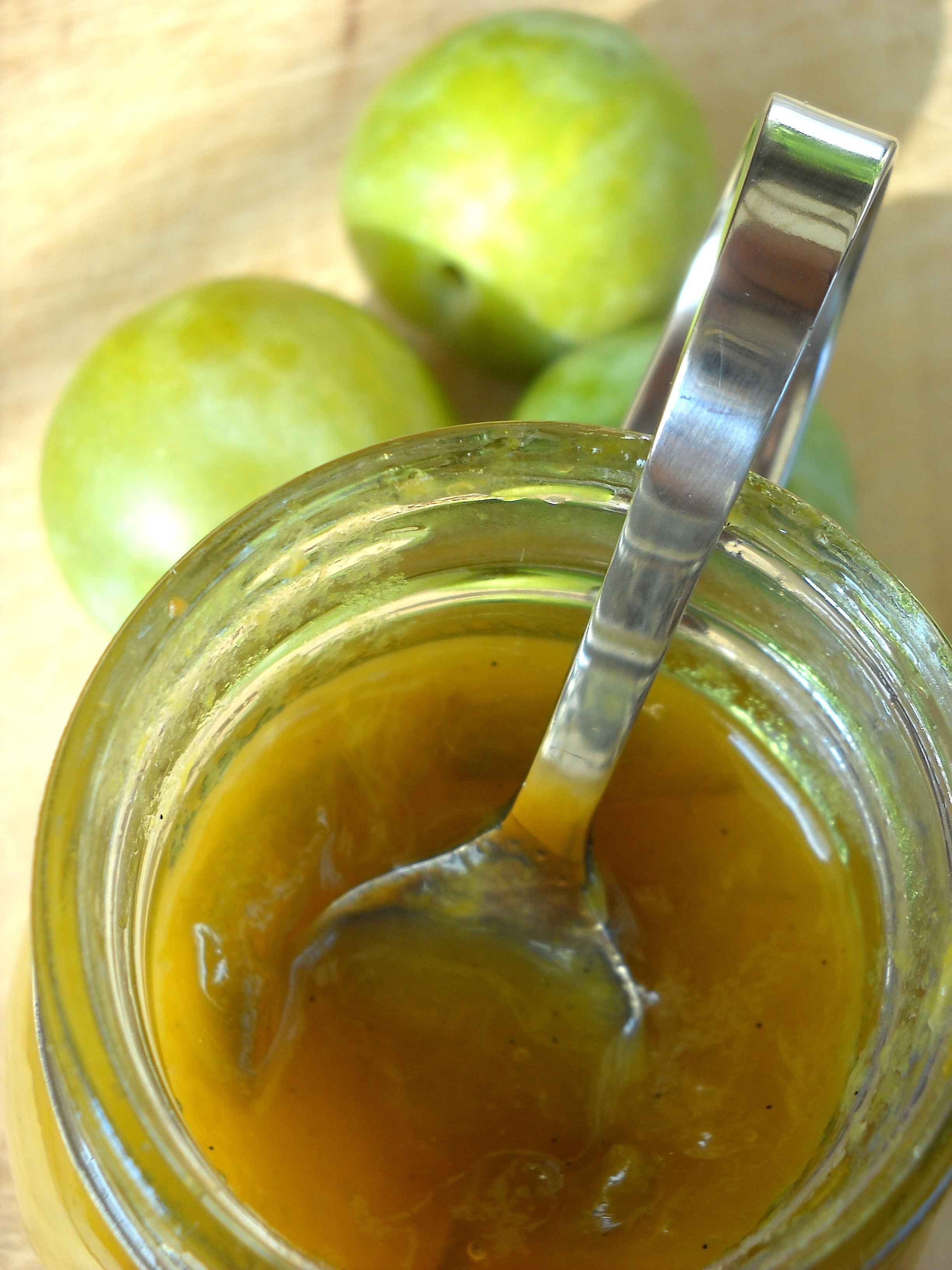 Greengage Jelly And Greengage Jam Recipe — Dishmaps