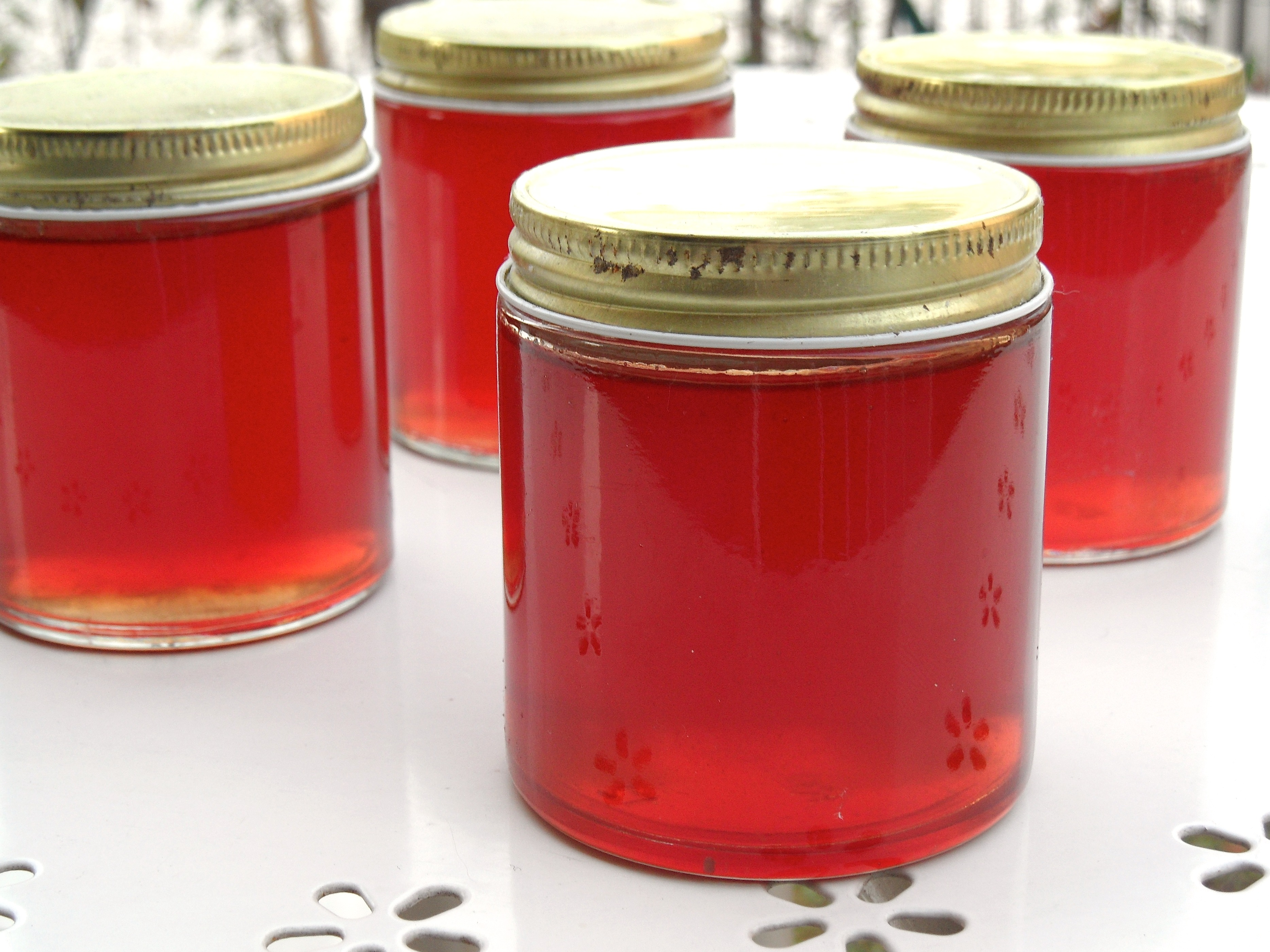 Quince Jelly | the Culinary Taste